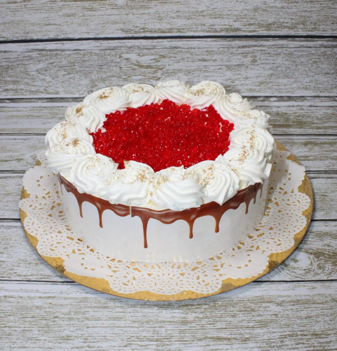 торт блинный со сметаной