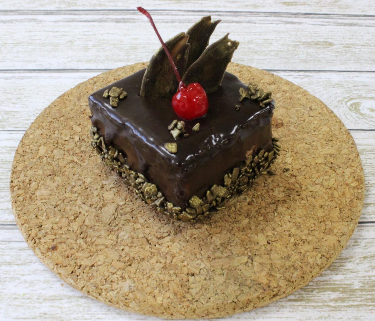 пирожное шоколадная фантазия