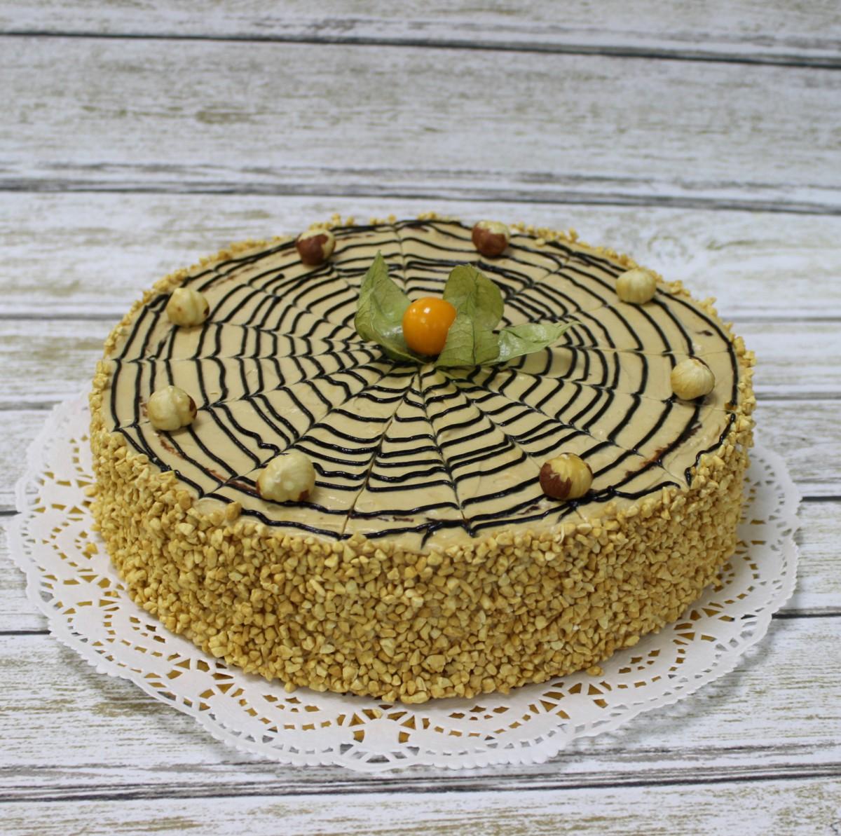 торт эстерхази кондитерская